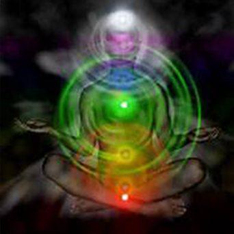 Zondag 22 januari - Chakra's: theorie en praktijk met Ron Groot