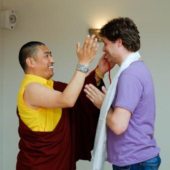 Zondag 3 maart: beleef een Puja met Tulku Sonam