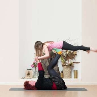 Zondag 1 september: Familie yoga