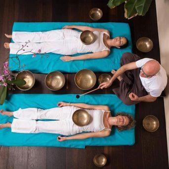Najaar 2017:  Klankconcert met Tai Loi